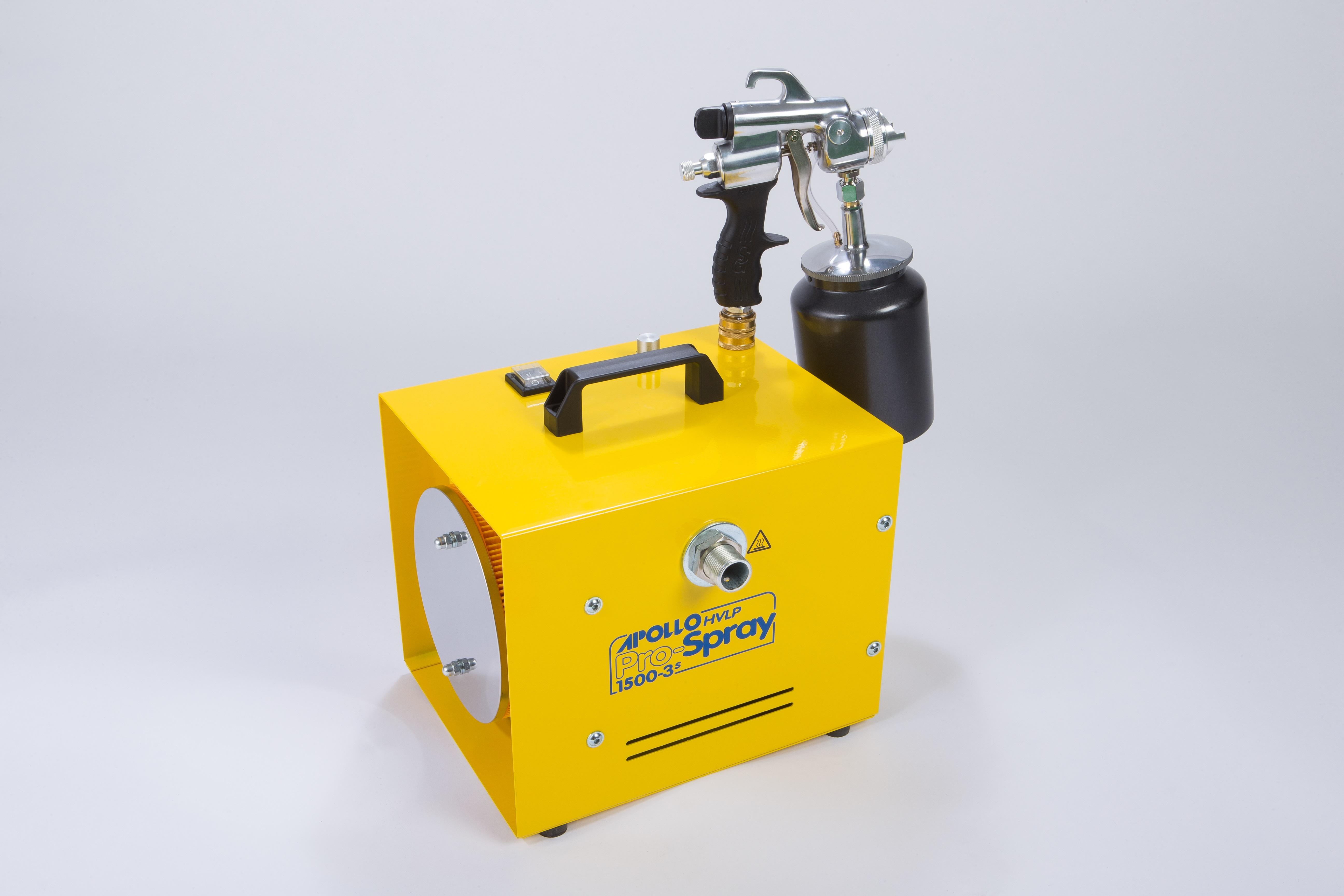 Apollo Pro Spray 1500 3s Vari Speed Professional Hvlp