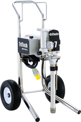 TriTech T7 Hi-Cart Electric Airless Sprayer