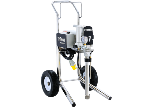 TriTech T7 Hi-Cart Electric Airless Sprayer